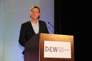 Ned Sherman, CEO, Digital Media Wire, co-founder DEW Expo (Photo by: Fredwill Hernandez)