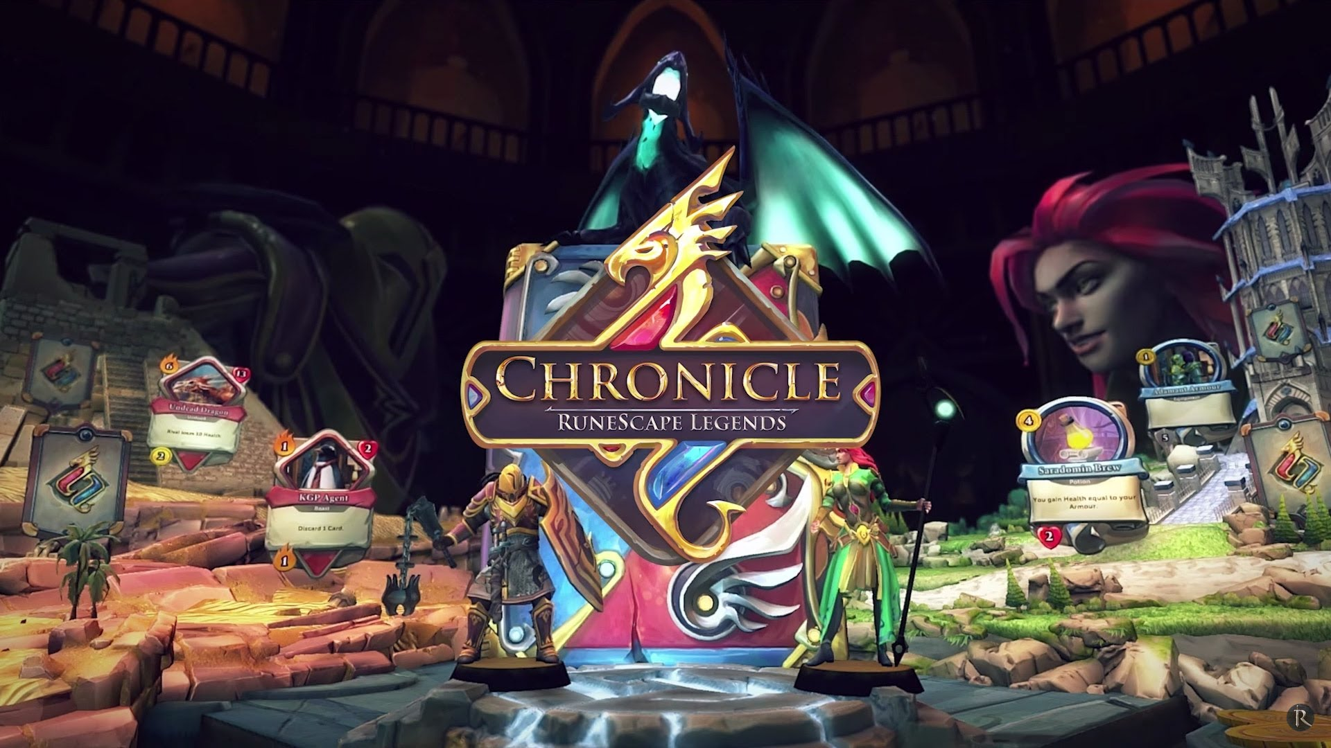 Chronicle: Runescape Legends (PC) - May 26
