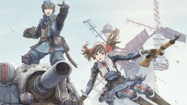 Valkyria Chronicles Remastered (PS4) - May 17