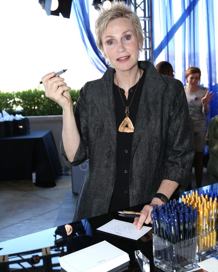 Actress Jane Lynch   (Photo by Maury Phillips/Getty Images for GBK Productions)