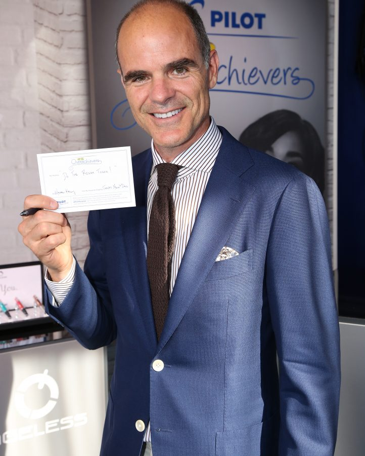 Actor Michael Kelly  (Photo by Maury Phillips/Getty Images for GBK Productions)