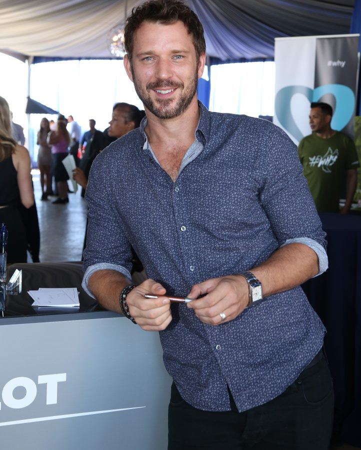 Actor Will Traval   (Photo by Maury Phillips/Getty Images for GBK Productions)