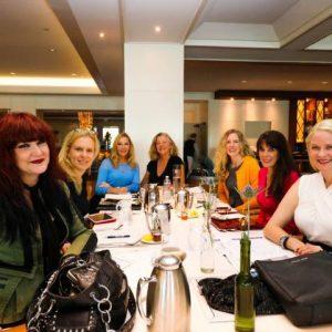 Digital Hollywood Gathering Pre Branding Panel at Ritz Carlton Marina Del Rey