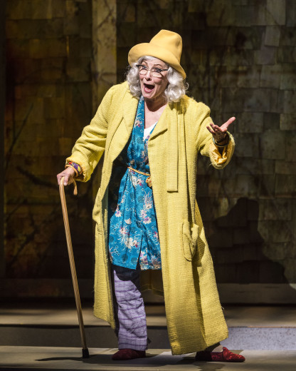 Betty Buckley as Big Edie