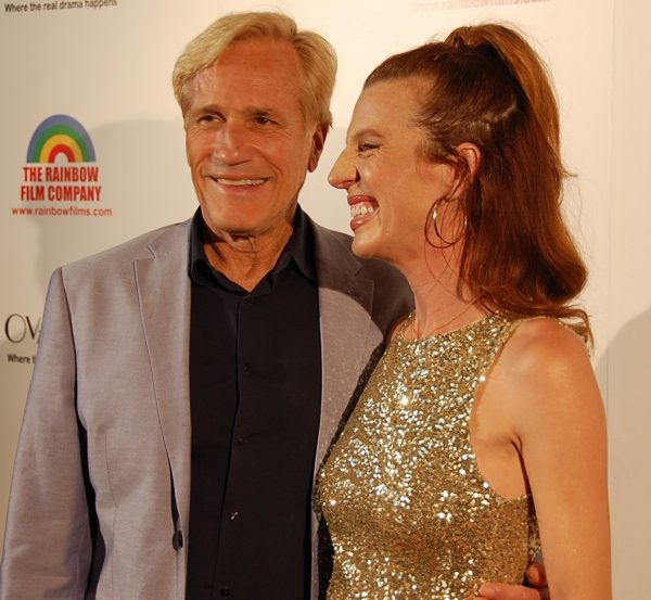 Randal Kleiser (L) and Tanna Frederick (R)