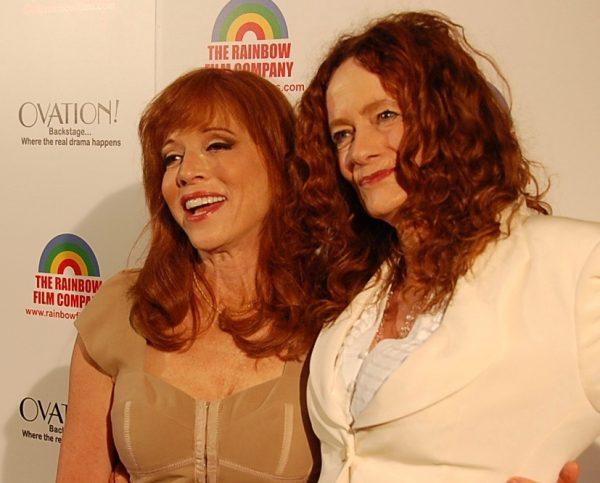 Cathy Arden (L), Diane Salinger (R)