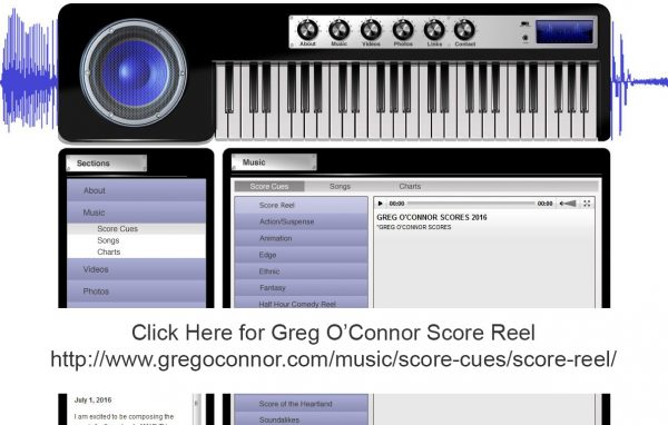 Greg'Oconnor Score Reel