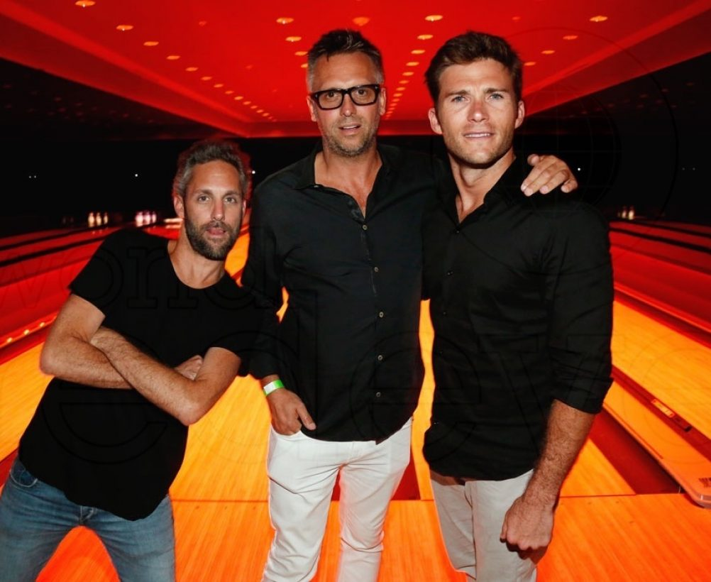 Seth Browarnik, Steve Shaw & Scott Eastwood