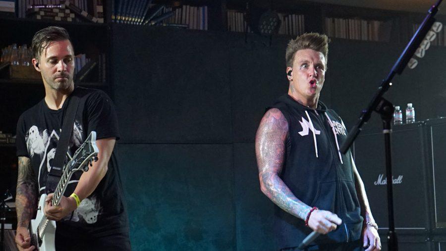 Papa Roach-Photo Credit: Linita Sotelo-Masters