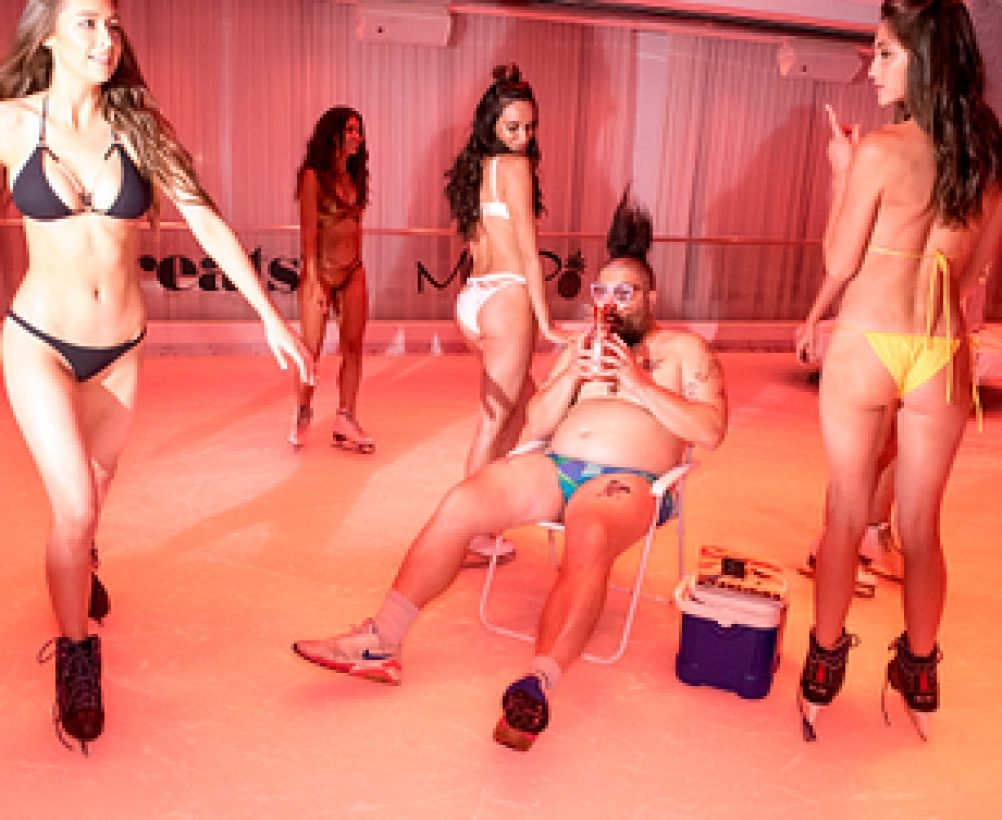 TREATS! SWIM WEEK ISSUE LAUNCH PARTY: HOSTED BY THE FAT JEWISH AT BASEMENT MIAMI