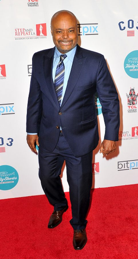 Actor Terence Bernie Hines (Photo by Allen Berezovsky/WireImage)