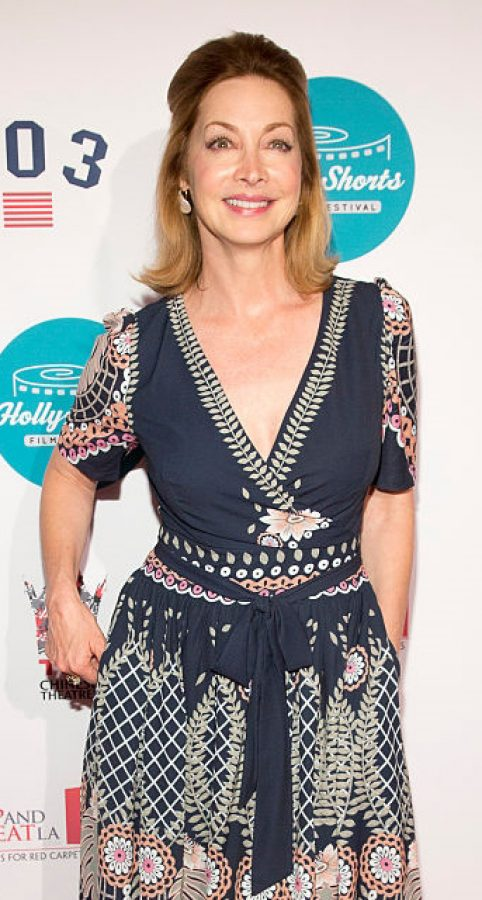 Actress Sharon Lawrence