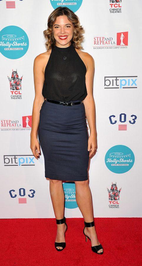 Actress Kate Cobb   (Photo by Allen Berezovsky/WireImage)