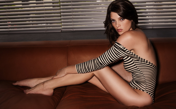 Ashley Greene photographed by Steve Shaw