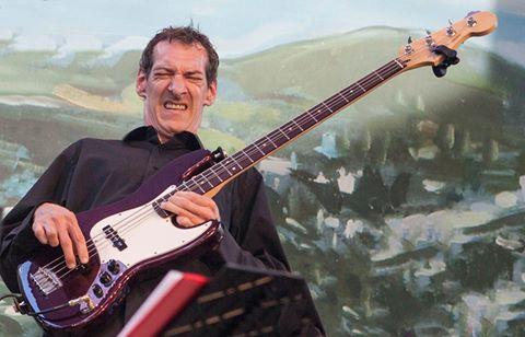 Chris Golden on bass. -Photo Credit : Jack Cohen