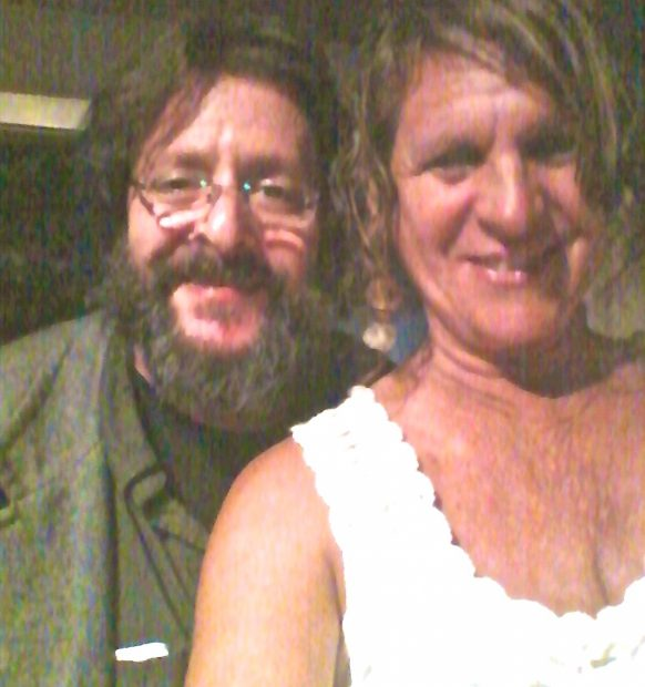 Judd Nelson & Sheryl Aronson/The Hollywood 360