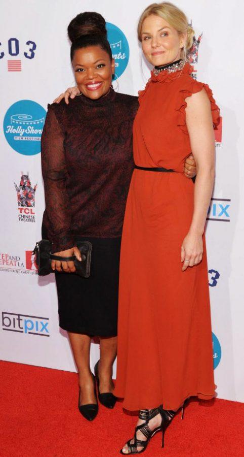 Yvette Nicole Brown & Jennifer Morrison