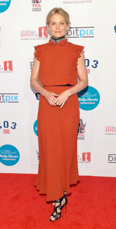 Jennifer Morrison at the 12th Annual HollyShorts Opening Night