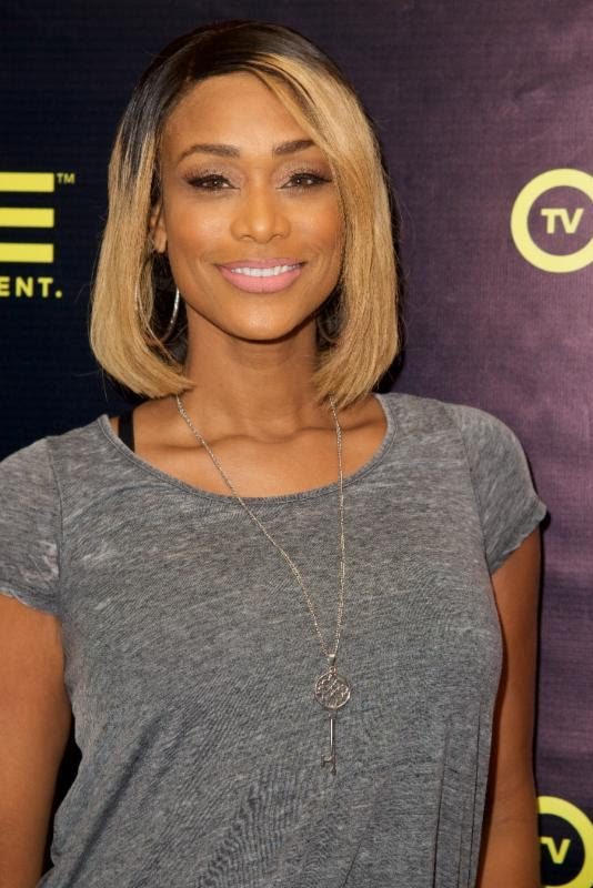 Television Personality Tami Roman