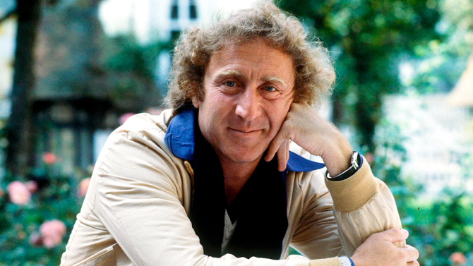 Mandatory Credit: Photo by STEVE WOOD/REX/Shutterstock (74497b) GENE WILDER VARIOUS - 1979