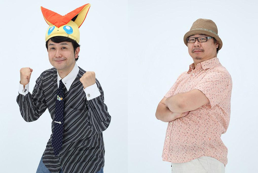 Hidenori Kusaka & Satoshi Yamamoto