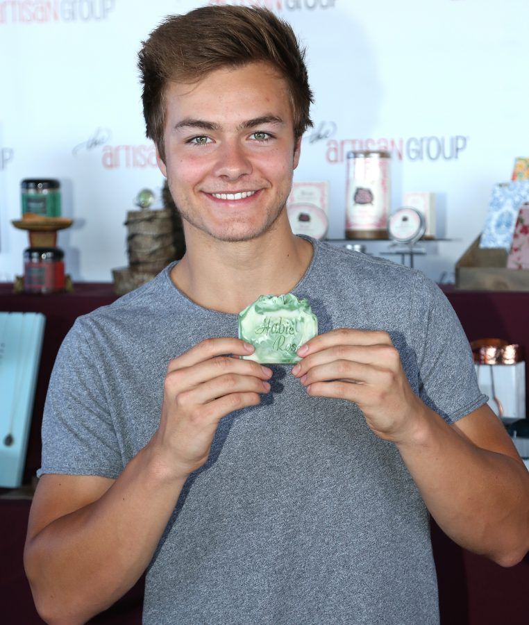 Actor Peyton Meyer