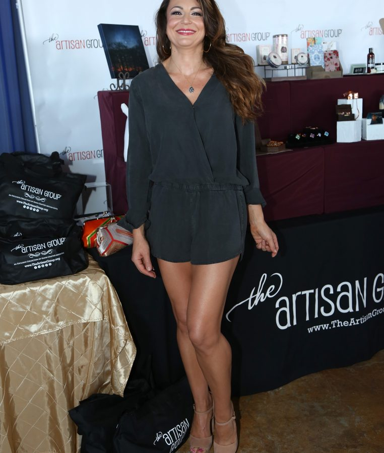 Actress Cerina Vincent