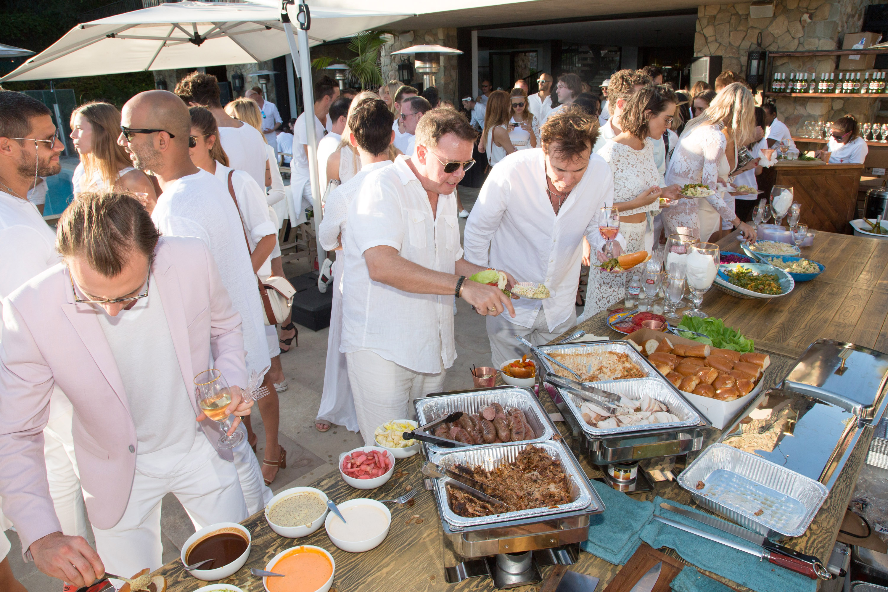 TREATS! MAGAZINE 4TH ANNUAL WHITE PARTY – The Hollywood 360