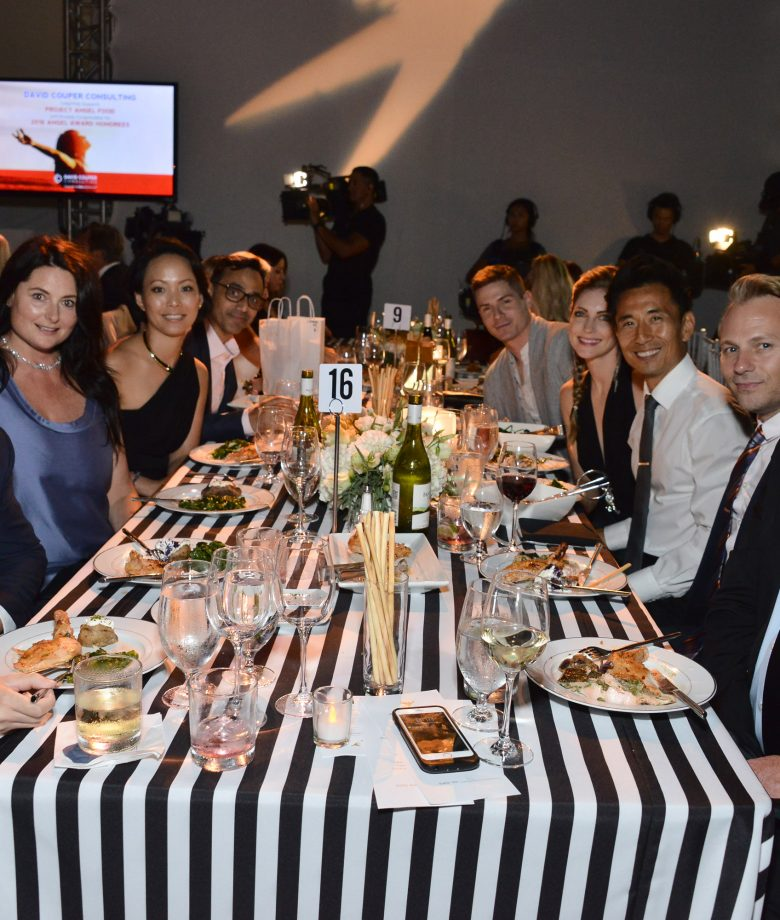 Project Angel Food's Angel Awards 2016 Honoring Lisa Rinna, Mitch O'Farrell & Joseph Mannis, ESQ