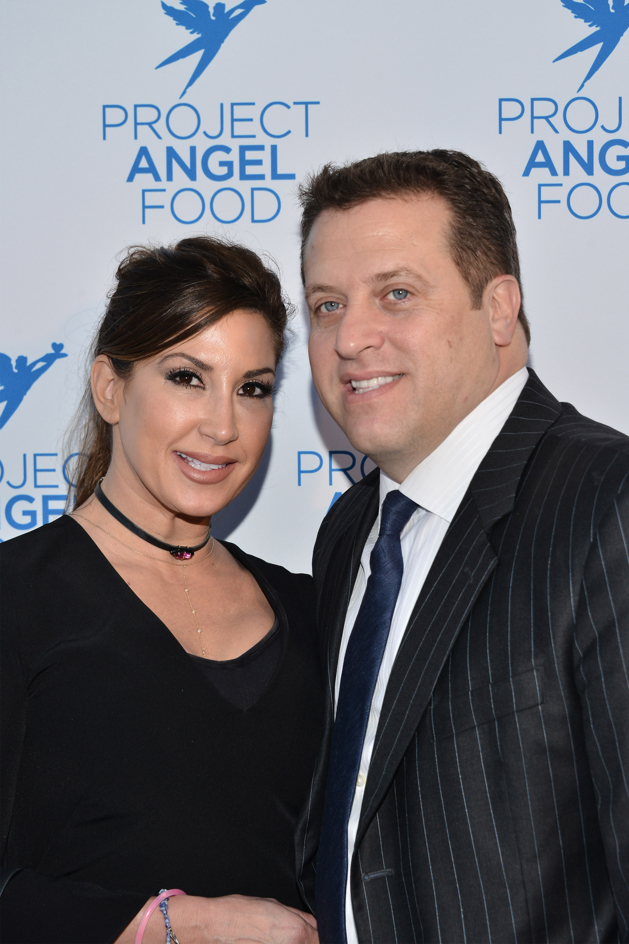 Jacqueline Laurita and Chris Laurita attend the Project Angel Food's Angel Awards 2016 (Photo by Araya Diaz/Getty Images for Project Angel Food)