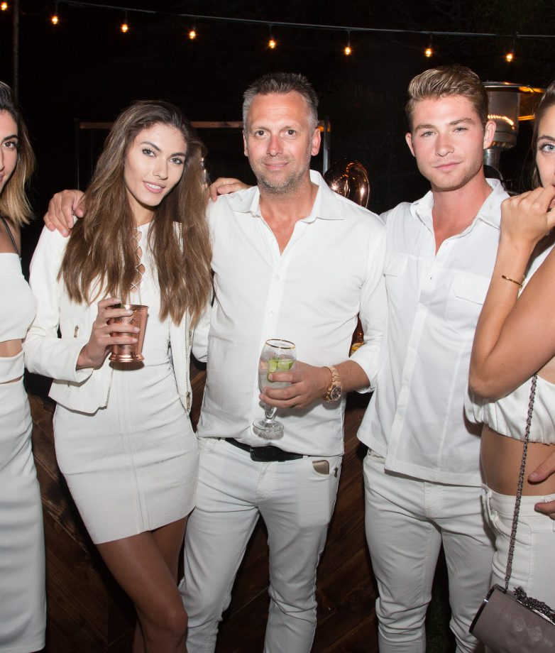 The Treats! Magazine 4th Annual White Party Sponsored By Stella Artois