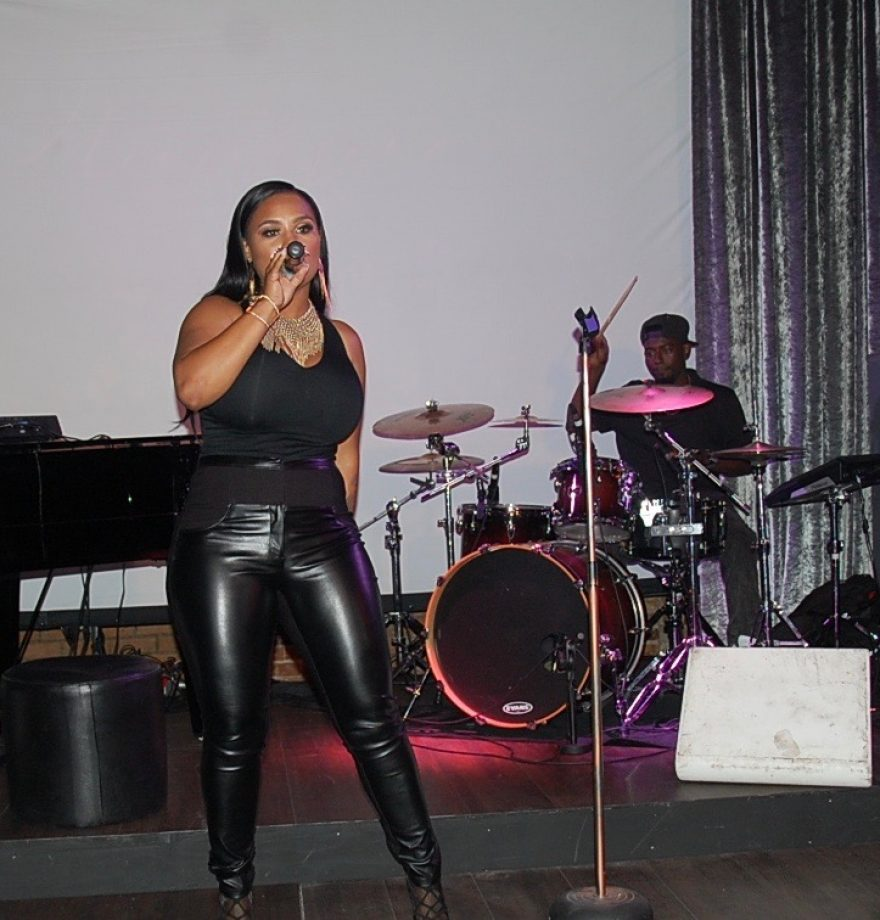 Aunyae Heart Video Release Party