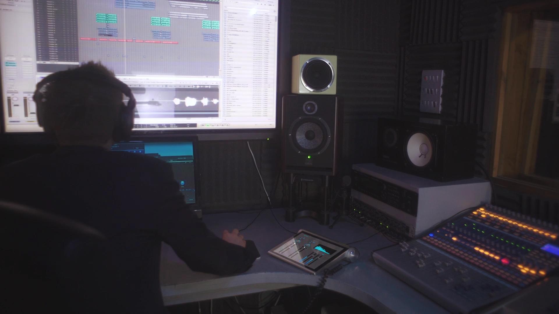 Fi Station - mixing
