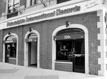 Philadelphia International Records Building