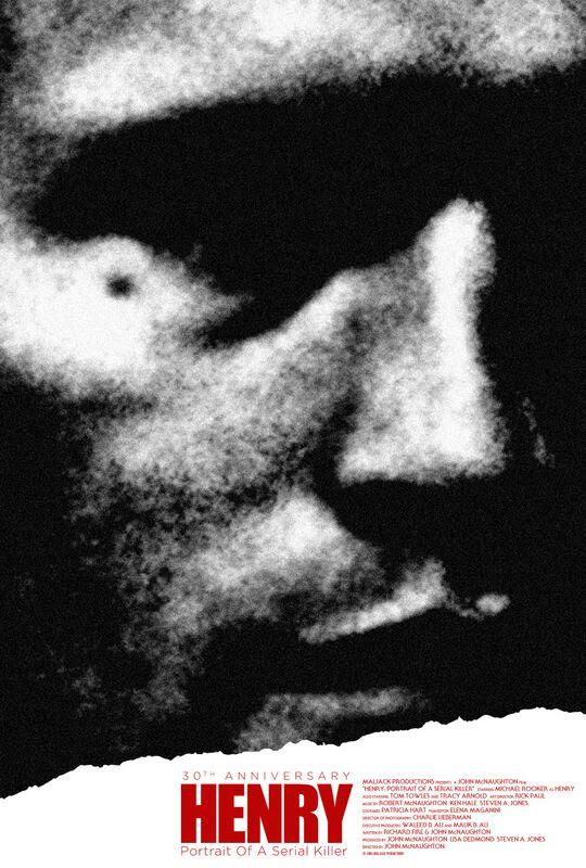 Henry : Portrait of a Serial Killer Poster