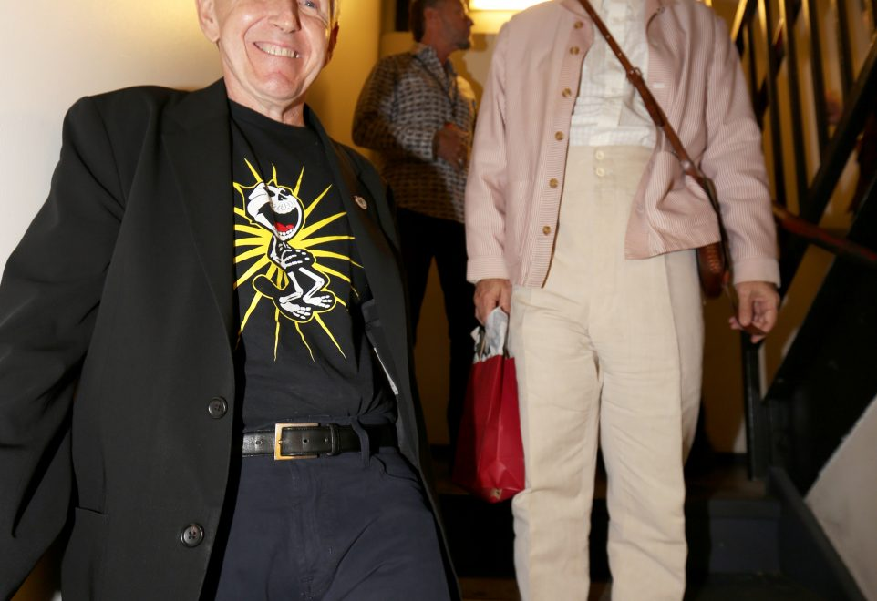 John Malkovich (top)