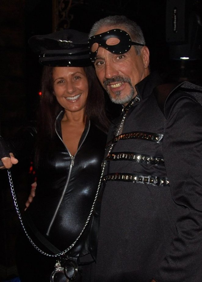 Kiss The Monkey's Leather & Lace Costume Party