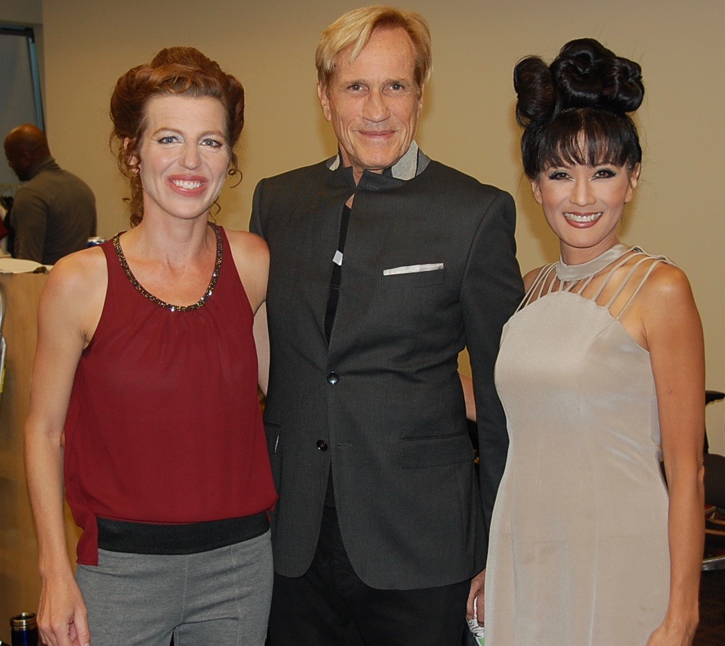 Tanna Frederick, Randal Kleiser and Kelly deSarla