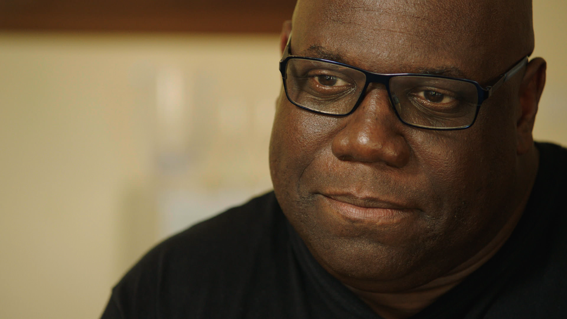 On set with Carl Cox in WHAT WE STARTED - (c) Bert Marcus Productions
