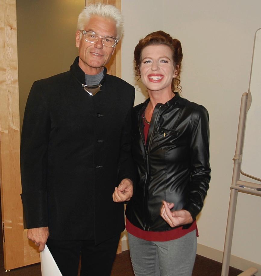 Harry Hamlin & Tanna Freferick
