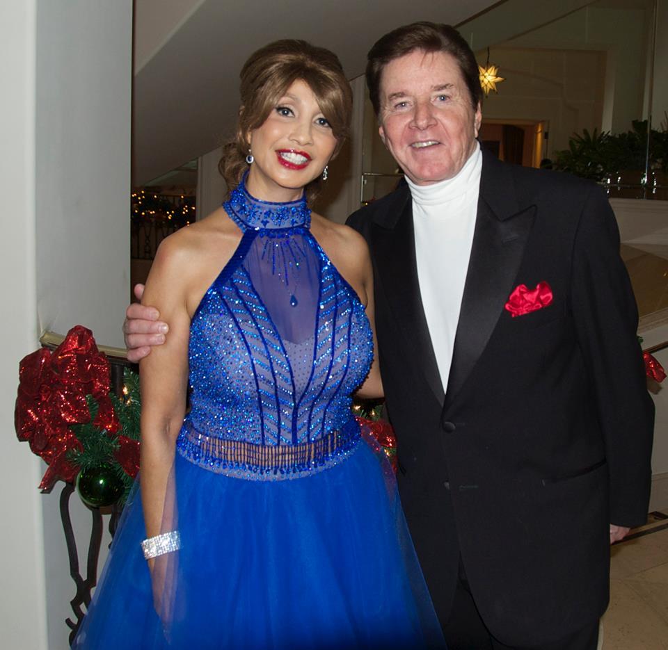 Brigitte & Bobby Sherman