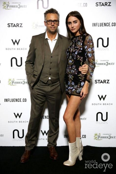 Steve Shaw & Anna Wolf