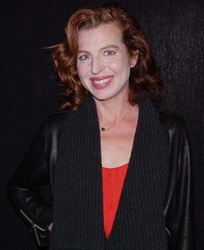 Actress Tanna Frederick