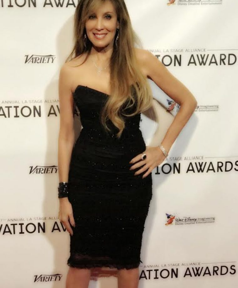 Hollywood producer Cindy Cowan
