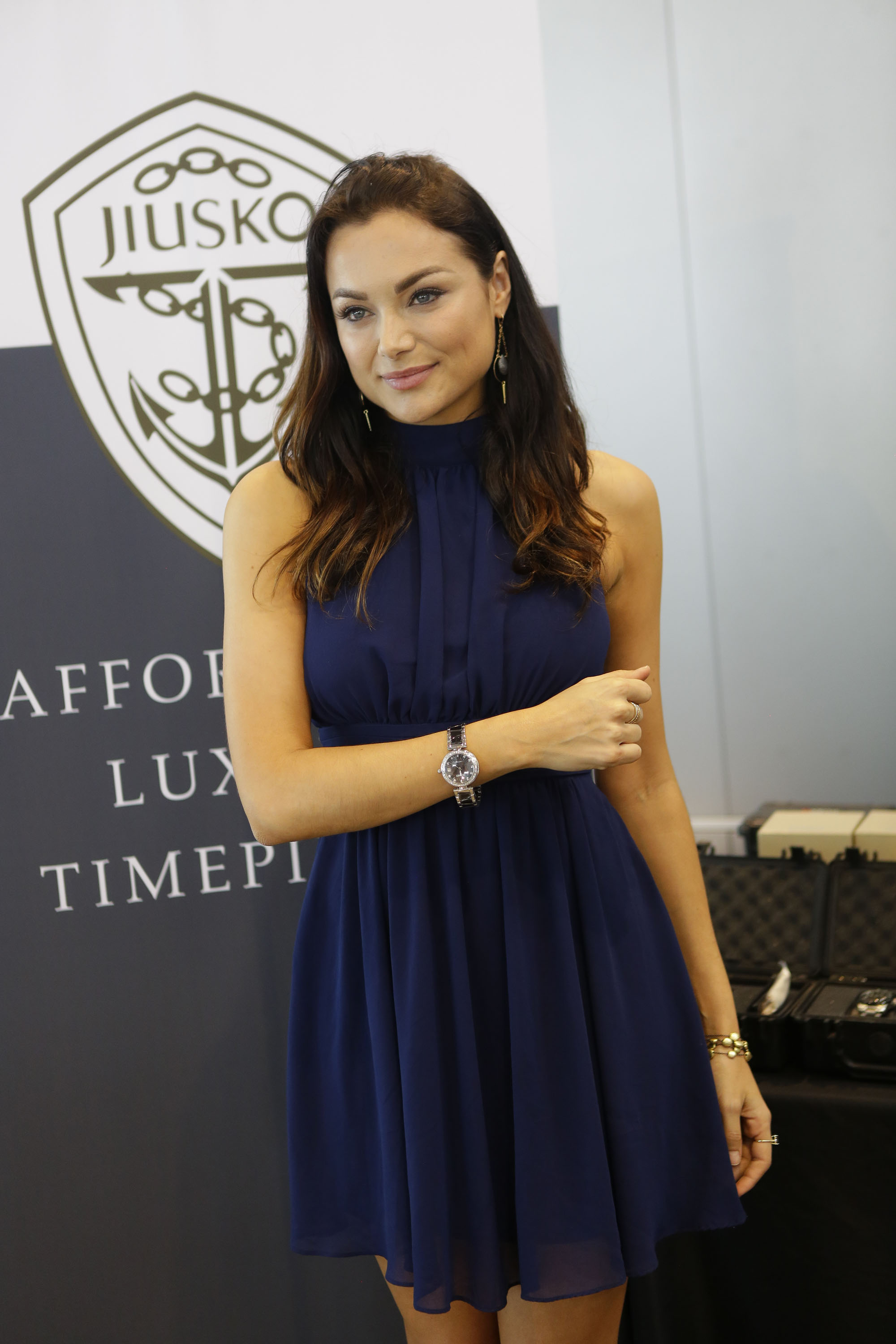 Actress Christina Ochoa (Photo by Tiffany Rose/Getty Images for GBK)