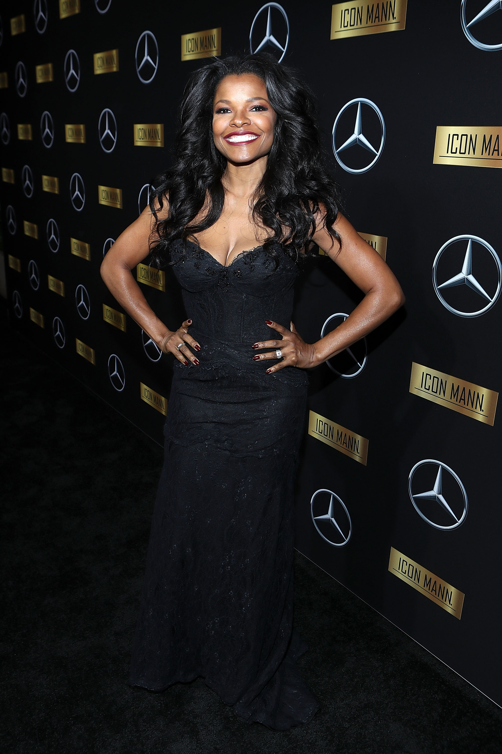 Actress Keesha Sharp (Photo by Randy Shropshire/Getty Images for Mercedes-Benz USA)