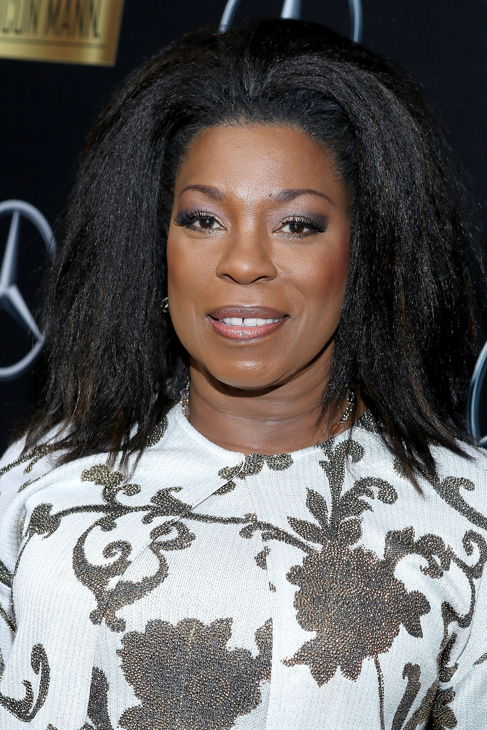 Actress Lorraine Toussain (Photo by Randy Shropshire/Getty Images for Mercedes-Benz USA)