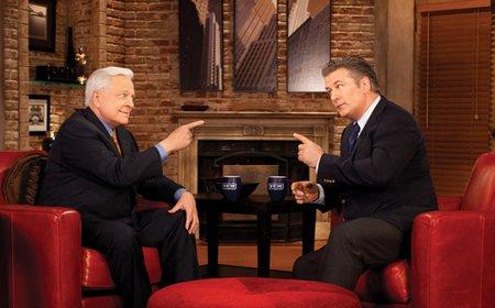 Robert Osborne Interviewing Alec Baldwin