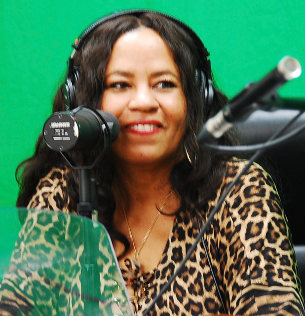 Gail Jhonson at LA Talk Radio