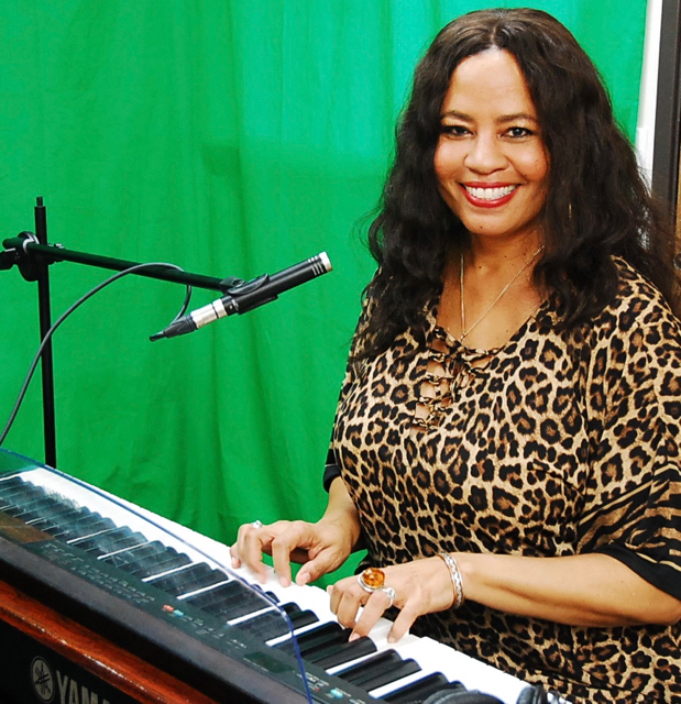 Gail Jhonson at LA Talk Radio